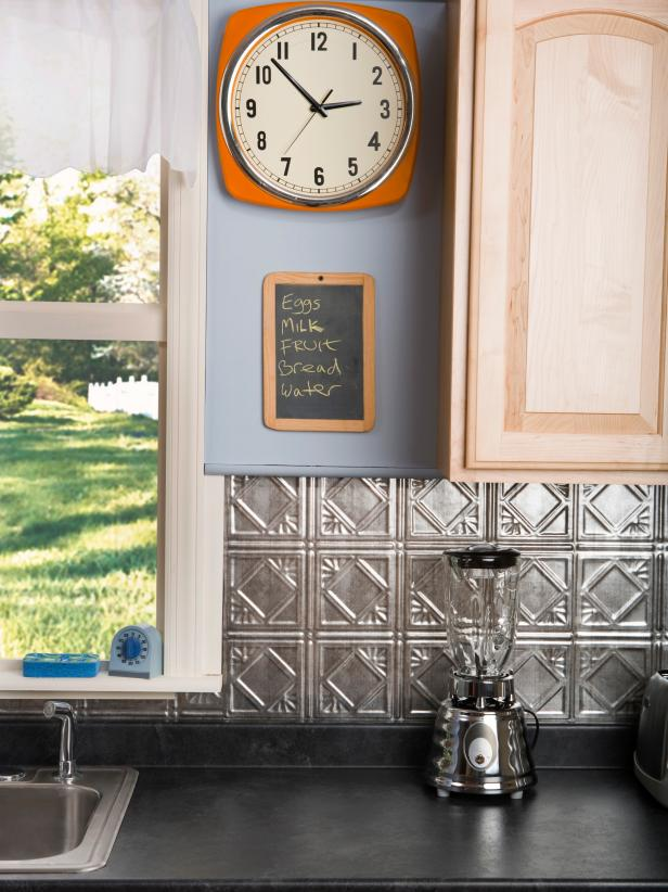 3 Try Tin Tile Backsplash via simphome