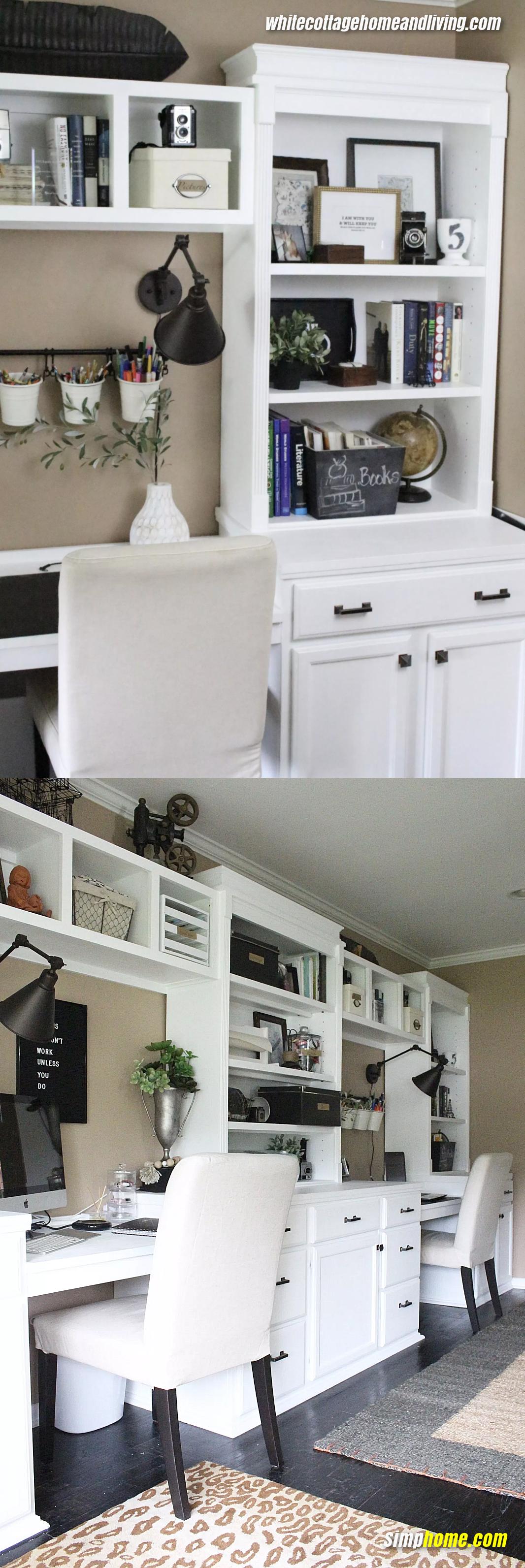5 Incorporate Plenty of Storage Space via simphome