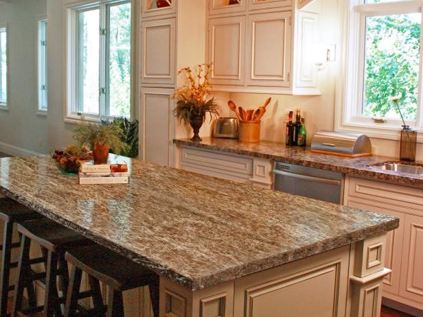 5 Paint the Countertop via simphome
