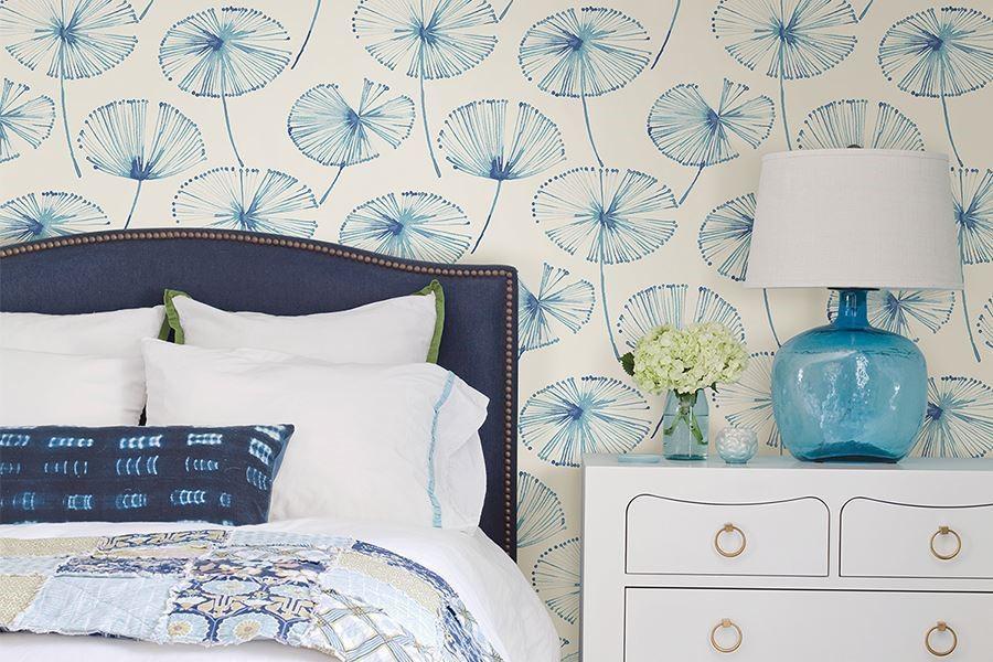 7 Hang a Wallpaper via simphome