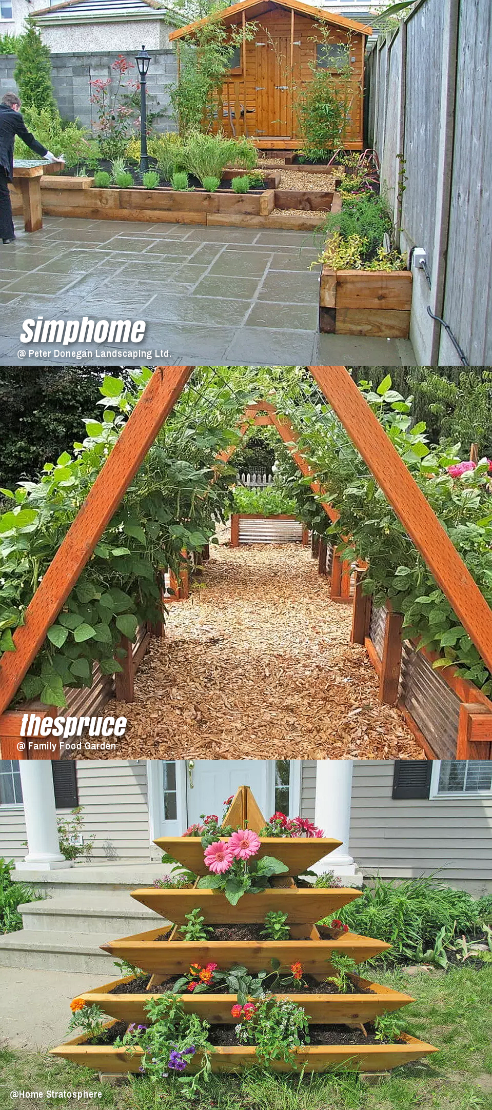 7 Raised Bed Gardening via simphome
