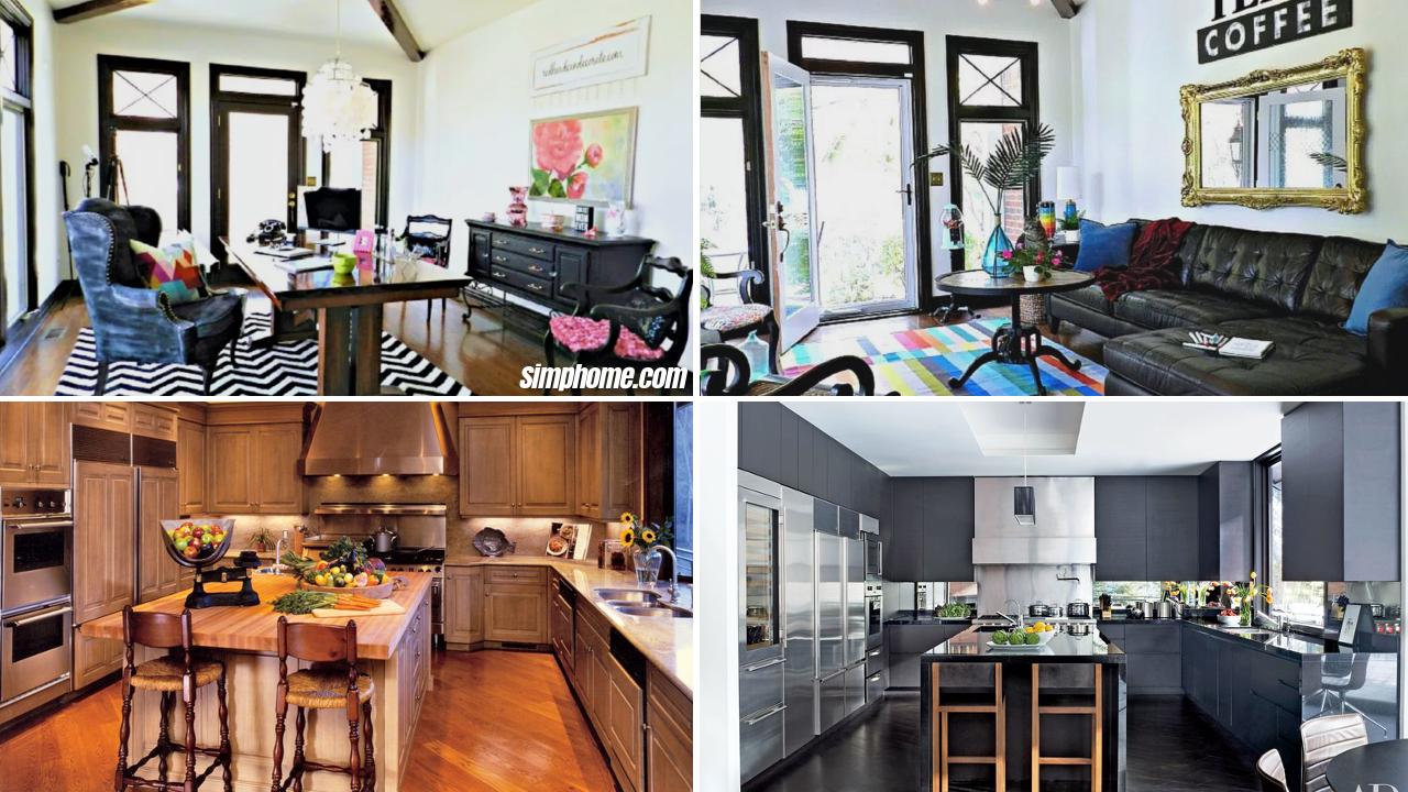 10 home makeover design ideas via Simphome com Featured image