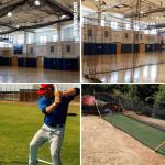 10 ideas on how to build fantastic DIY batting cages via Simphome.com