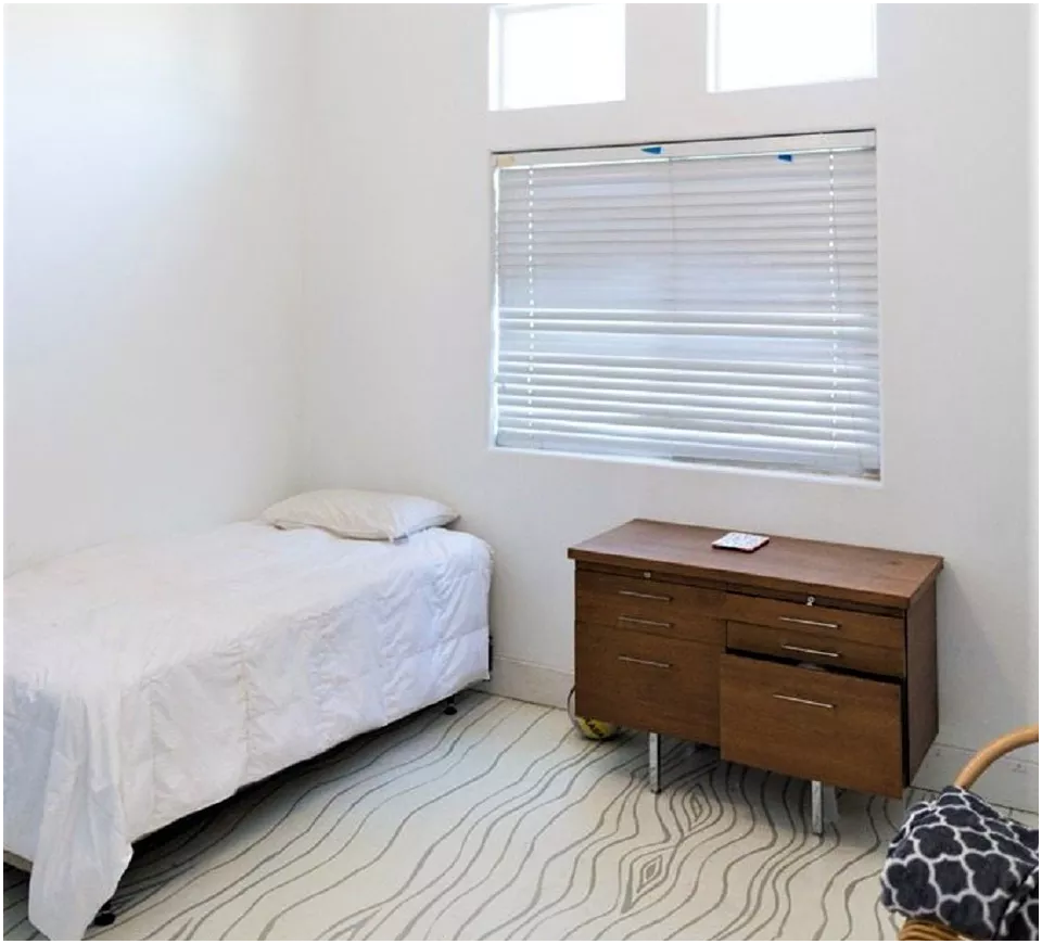 10 From Plain to Colorful Bedroom via Simphome Before