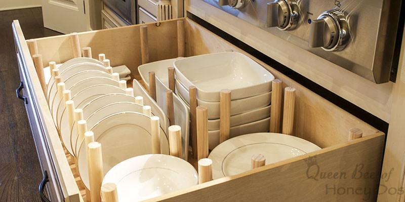 2 DIY Dishwasher Organizer idea via Simphome 1