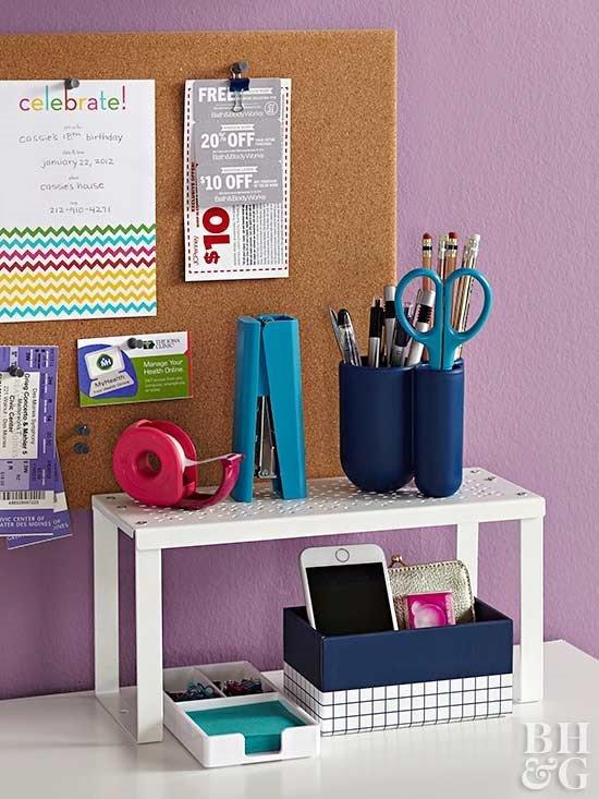 3 Try a Shelf Riser via simphome