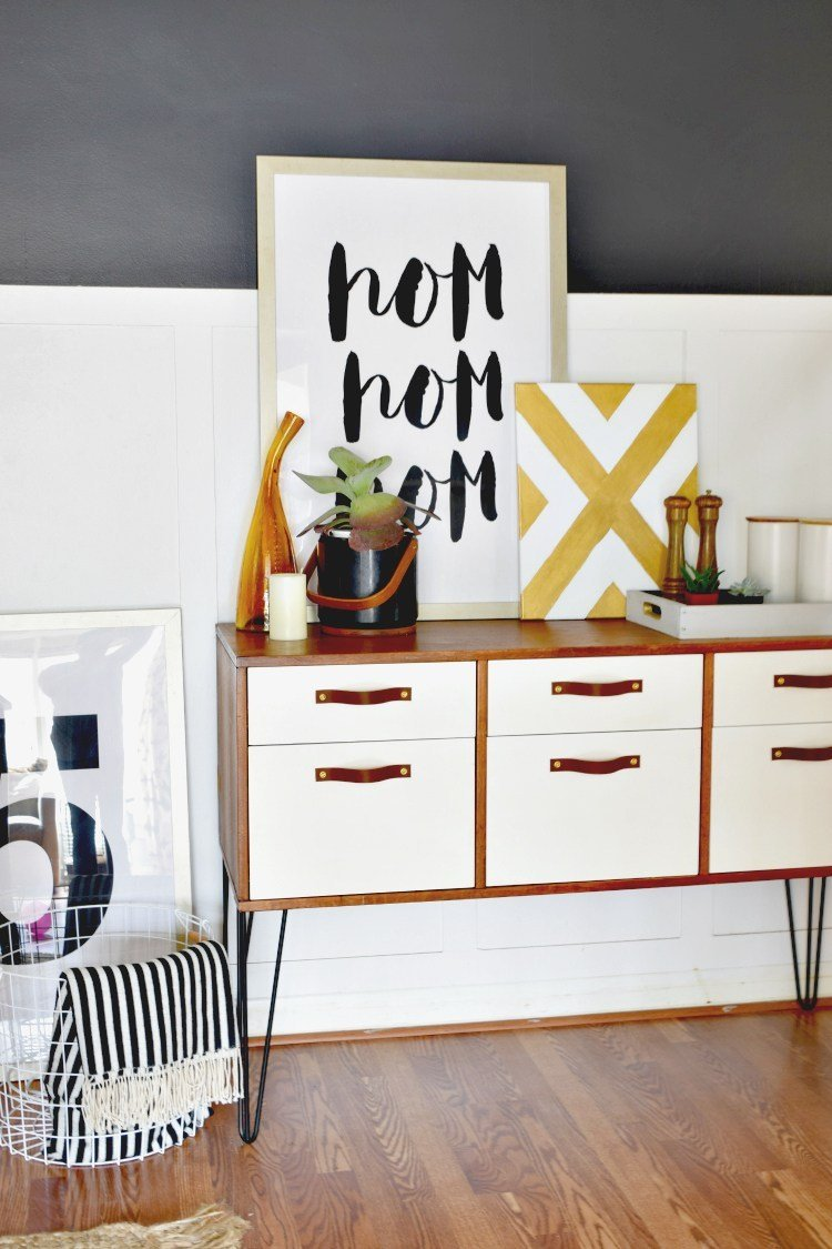 5 Add a Twist to your Existing Furniture via Simphome
