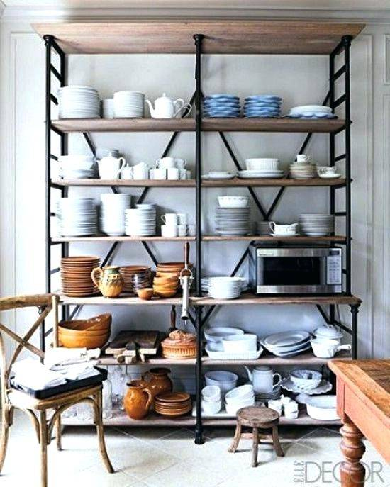 6 A Simple Storage shelving idea via Simphome