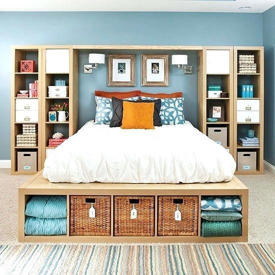 10. The Under Bed Storage via Simphome.com