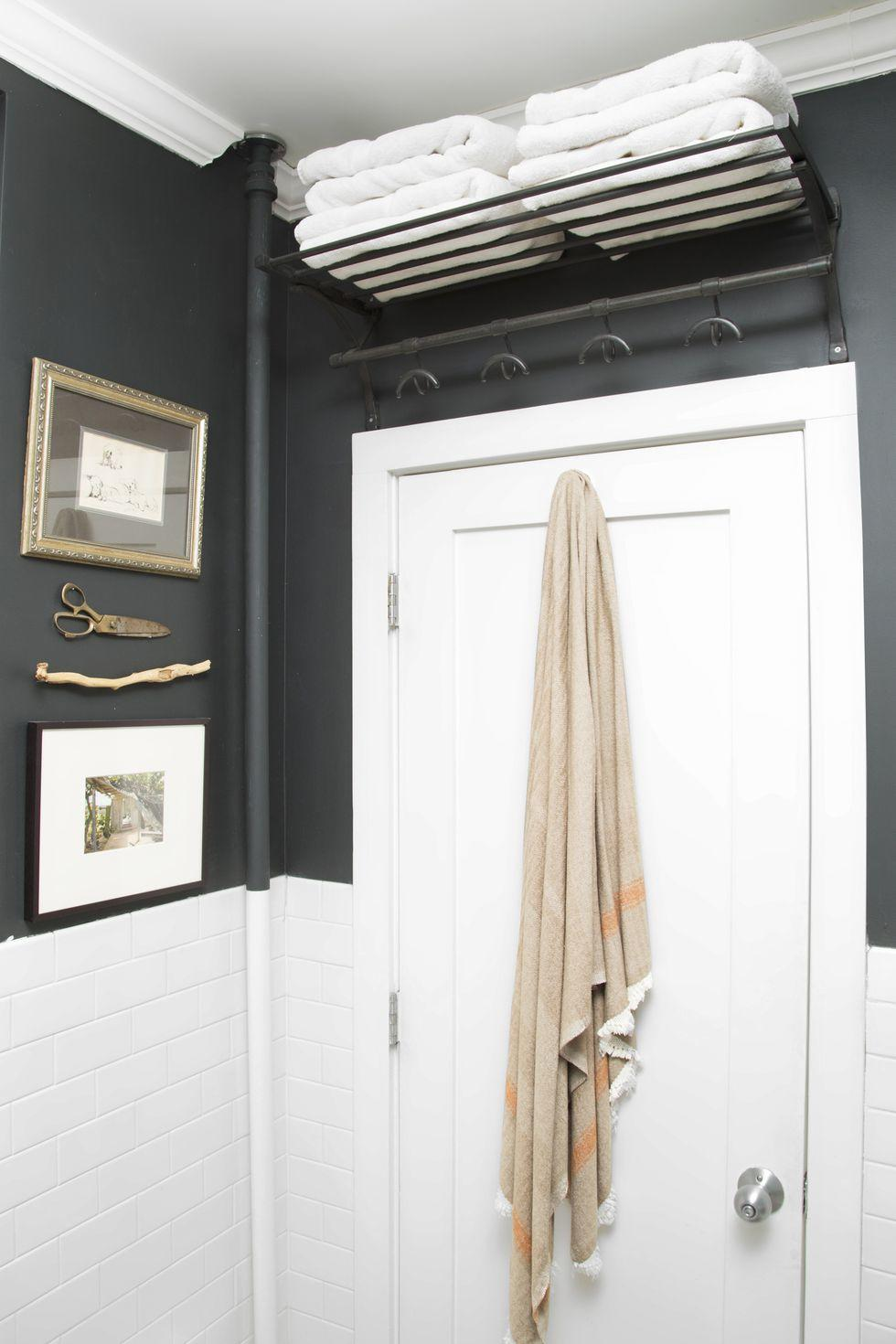 10. Use the Space above the Door via Simphome