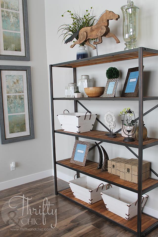 10 a Minimalist Bookshelf storage idea via simphome