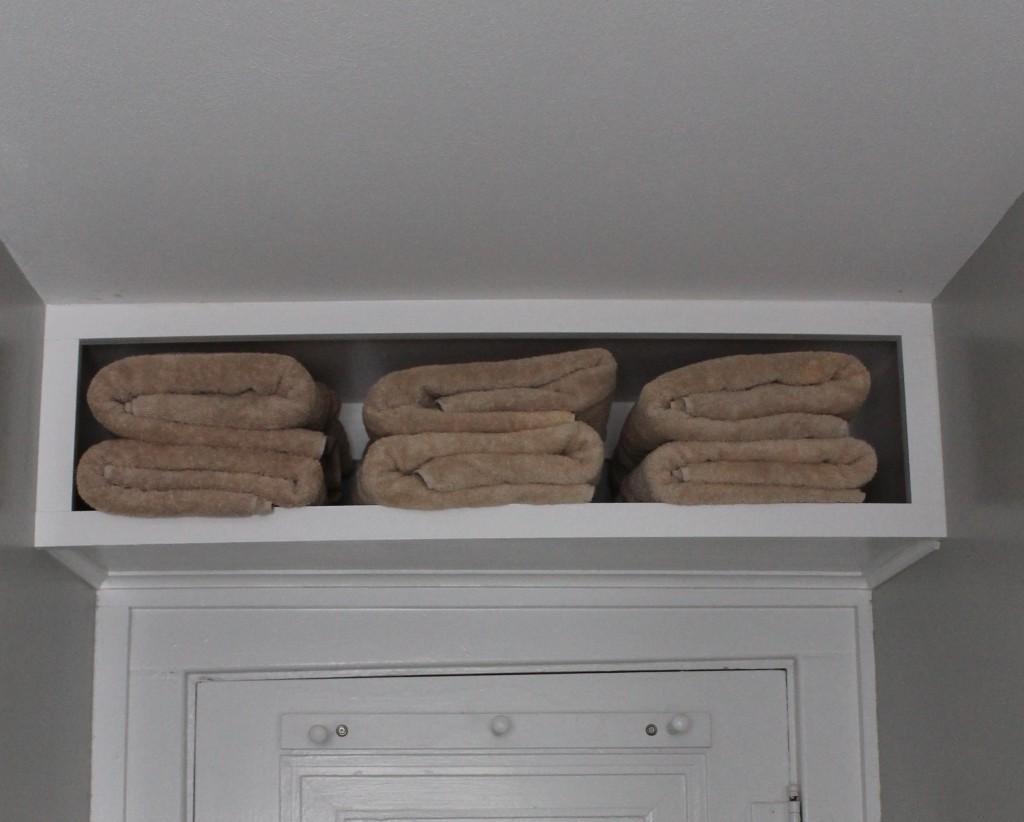 2. Secret Storage on a bathroom via simphome