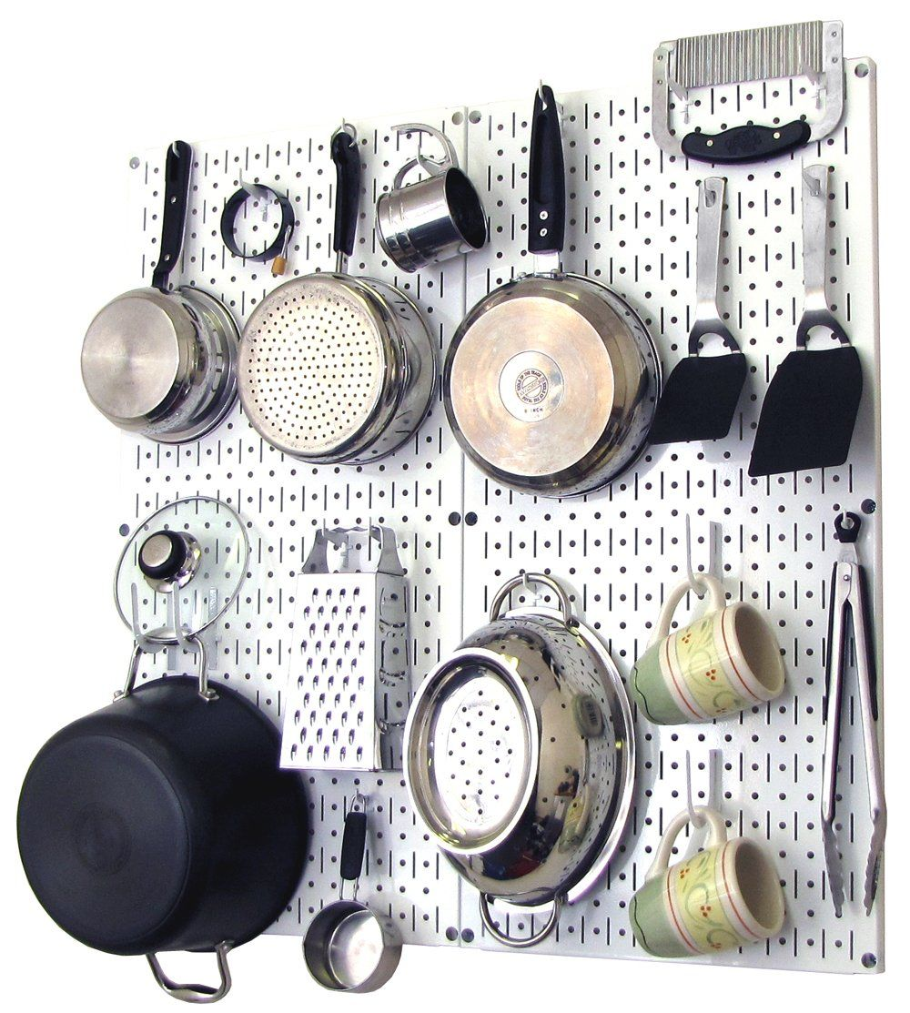 5. A Pegboard for All via Simphome