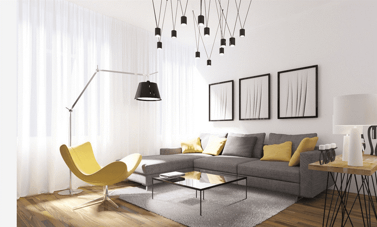 7 Be Creative with your Lighting Fixture via Simphome