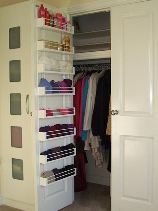7. Use the Closet Door via Simphome