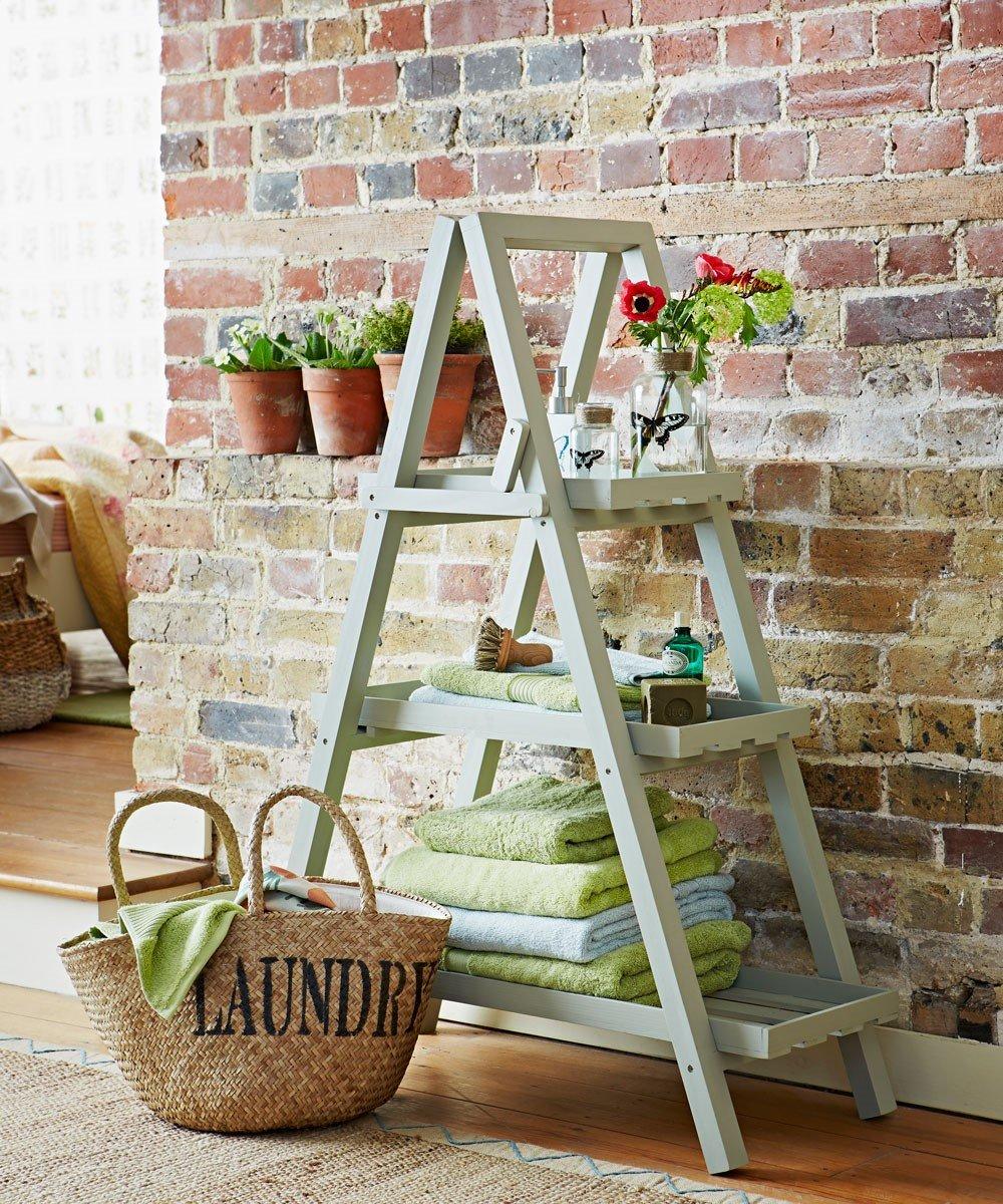 9. Repurpose an Old Ladder idea via Simphome