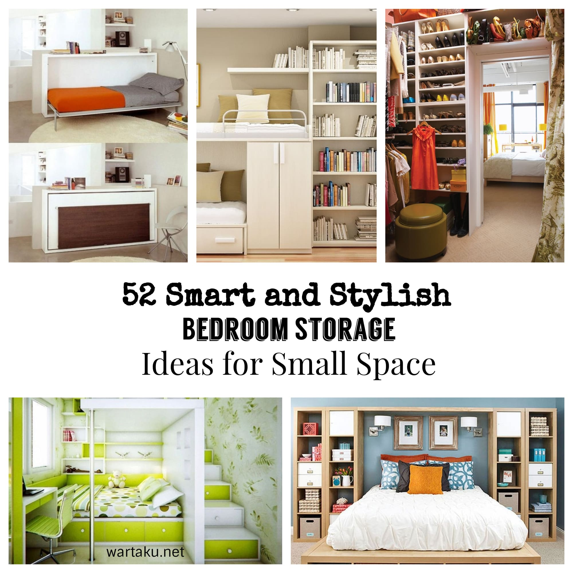 Simphome.com A smart and stylish bedroom storage ideas for small space wartaku with regard to storage ideas for small spaces bedroom