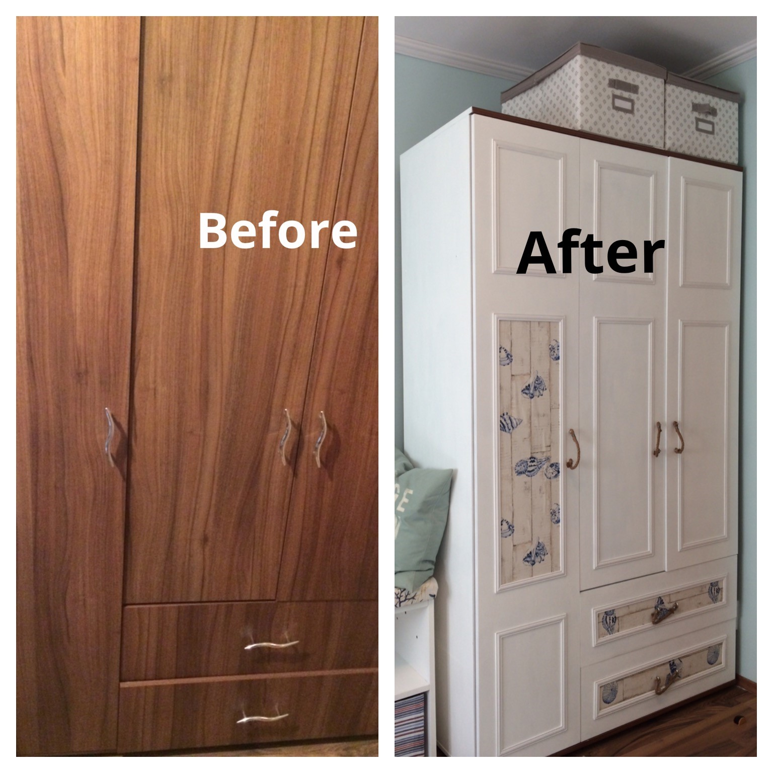10. Add Shaker Cabinet Door Style via Simphome