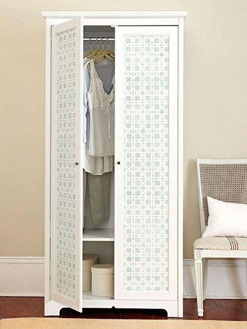 3. Use Stencil for More Elegant Look via Simphome.com