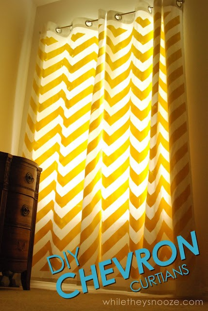 4. Get a New Curtain on the Cheap via Simphome