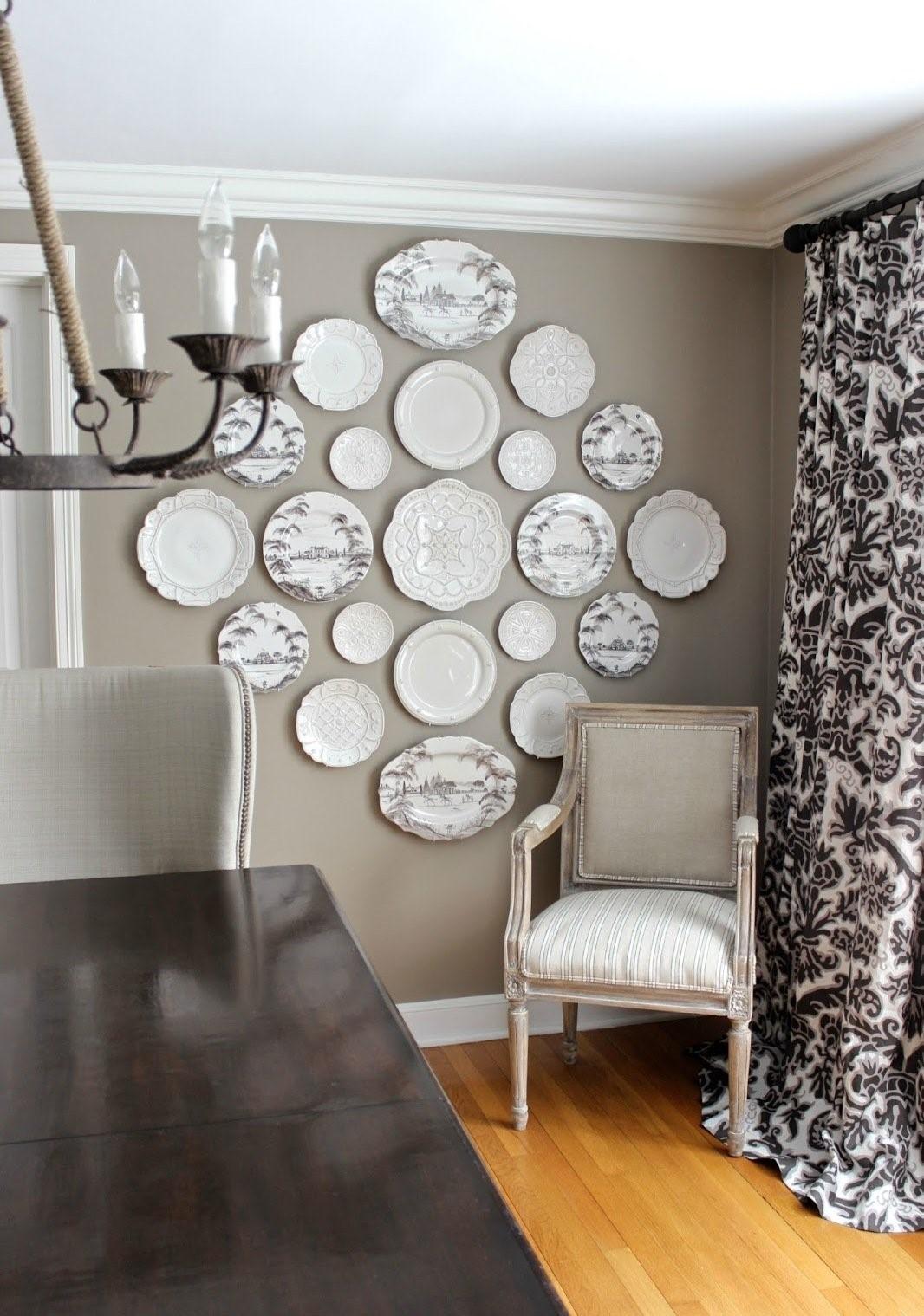 5. Plate Decoration via Simphome