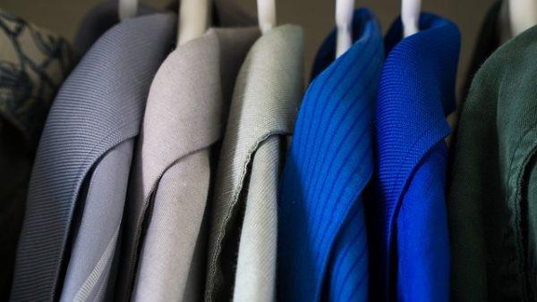 6. Hang Your Delicate Clothes via Simphome