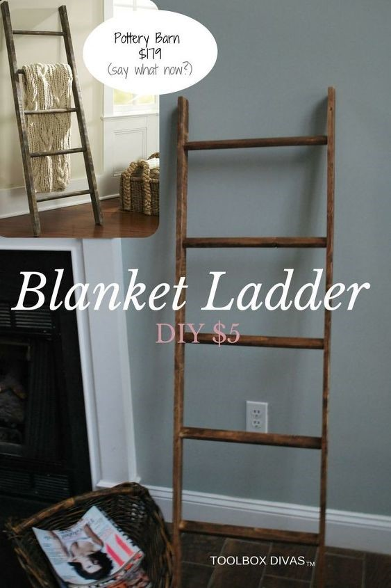 1. Blanket Ladder via Simphome