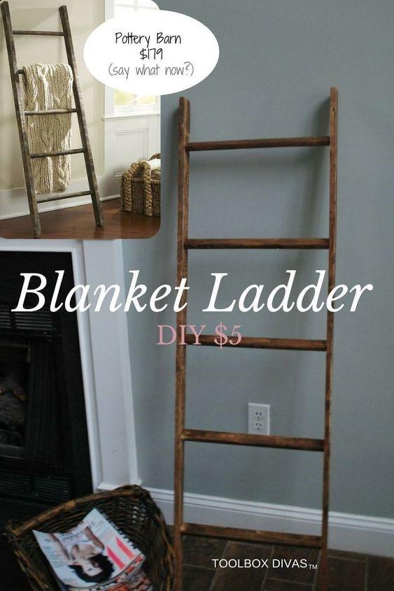 1. Blanket Ladder via Simphome