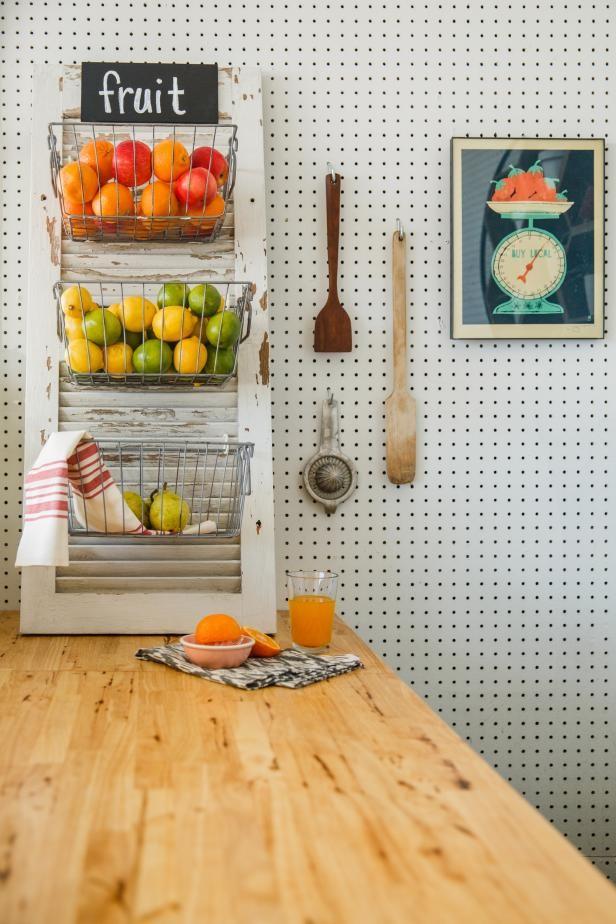 4. Fruit Basket via Simphome