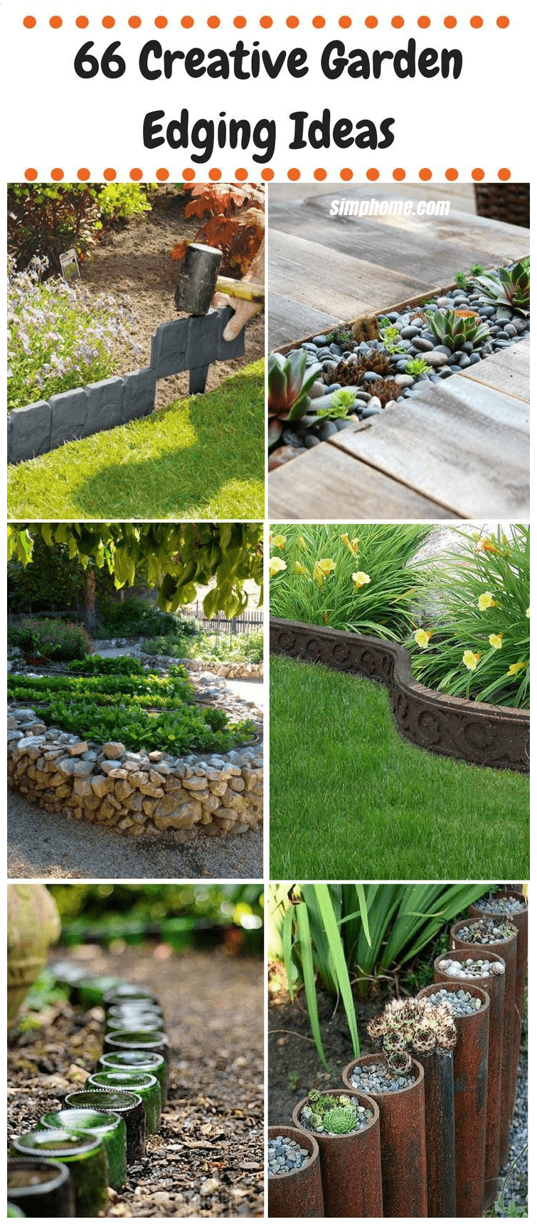 66 creative garden edging ideas gardening tips garden edging inside 10 diy garden edging ideas most of the amazing and gorgeous