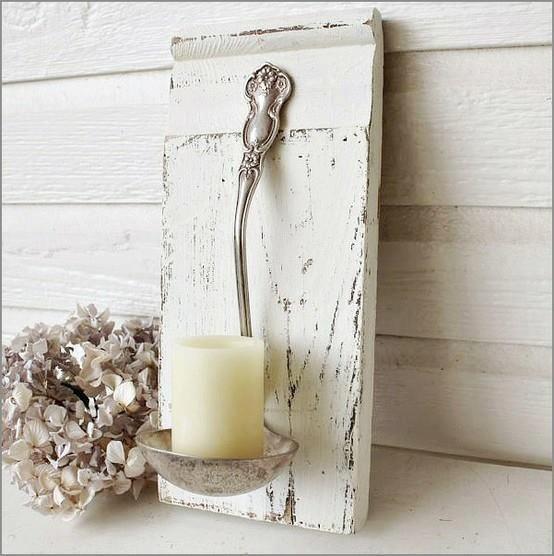 8. Candle Light Holder via Simphome