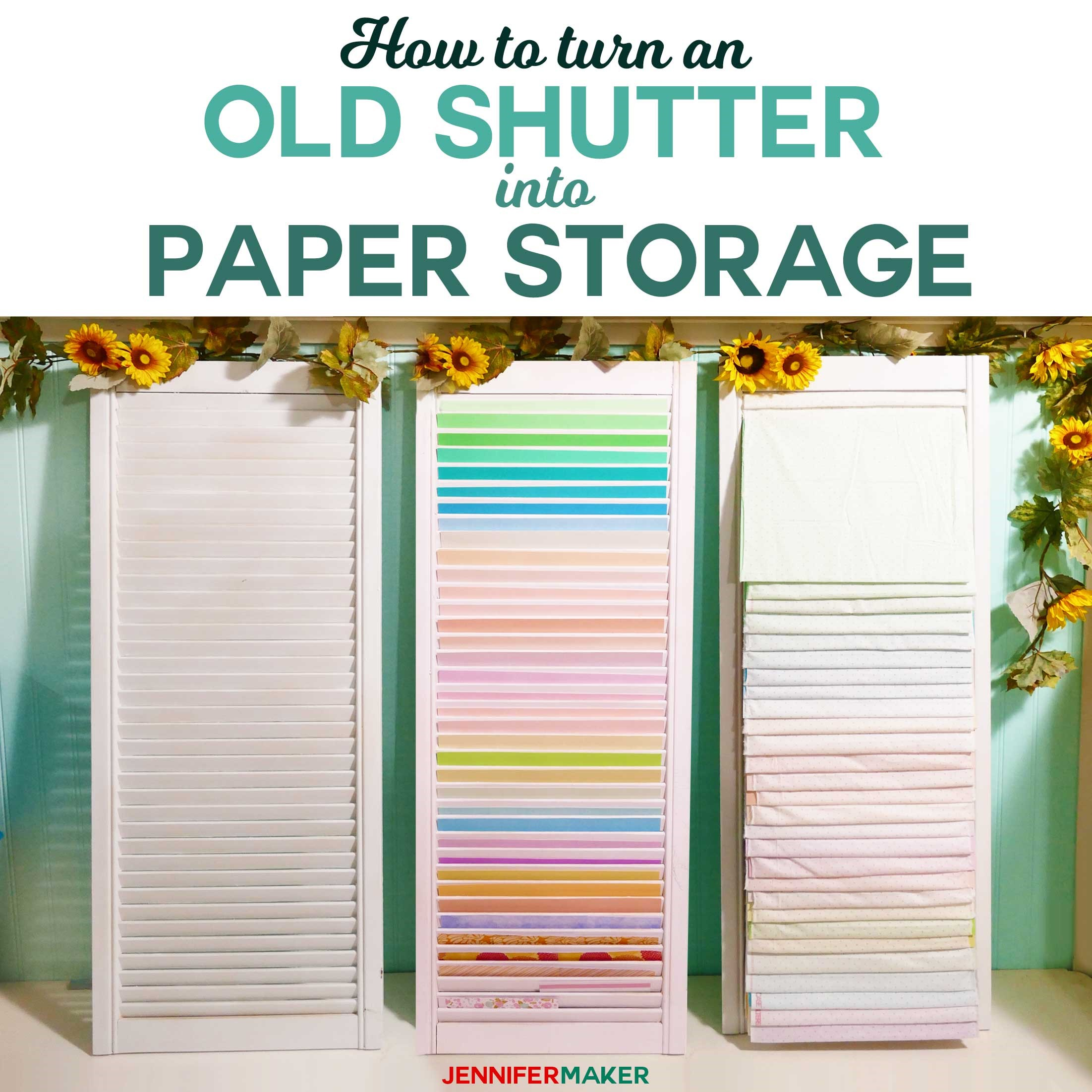 8. Paper Storage via Simphome