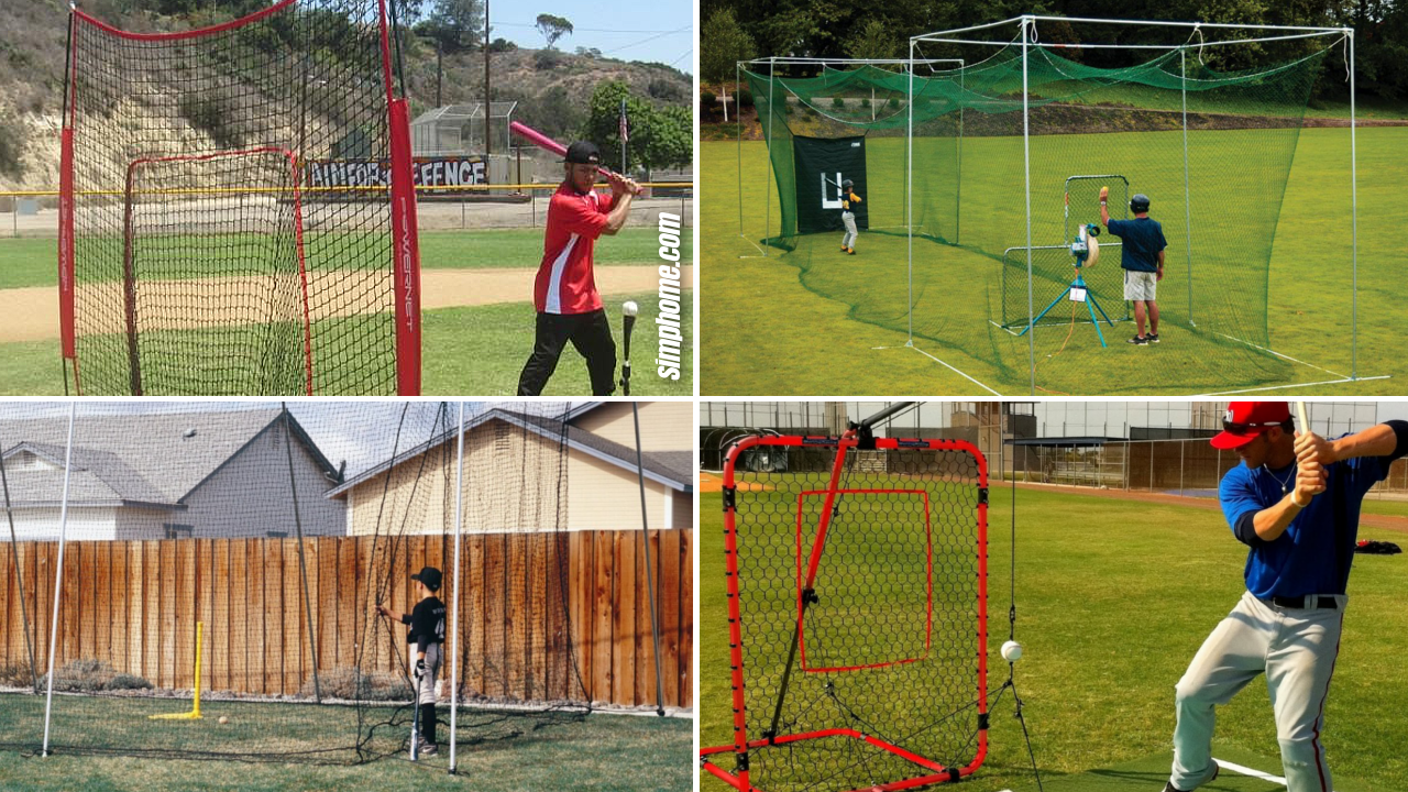 10 Smart Ideas How to Make Backyard Batting Cage Ideas via SIMPHOME.COM Featured Image