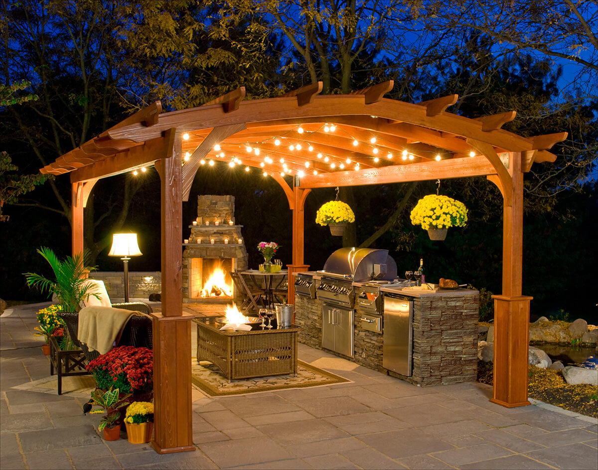 10 of the best pergola ideas and designs you will love in 2019 from Simphome.com