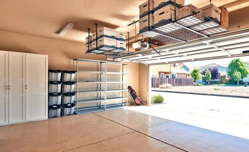 10. Create Hanging Rack via Simphome.com
