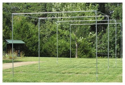 10.Jones Sports Baseball Frame via SIMPHOME.COM