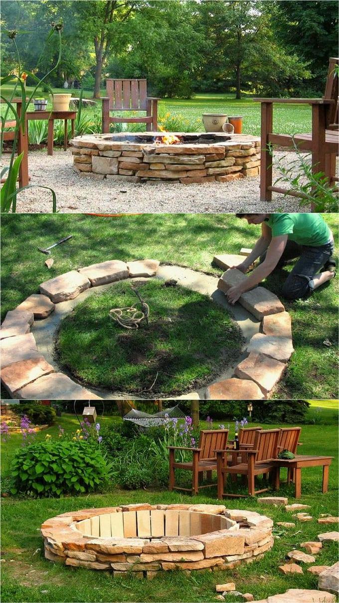 Fire pit Idea 5