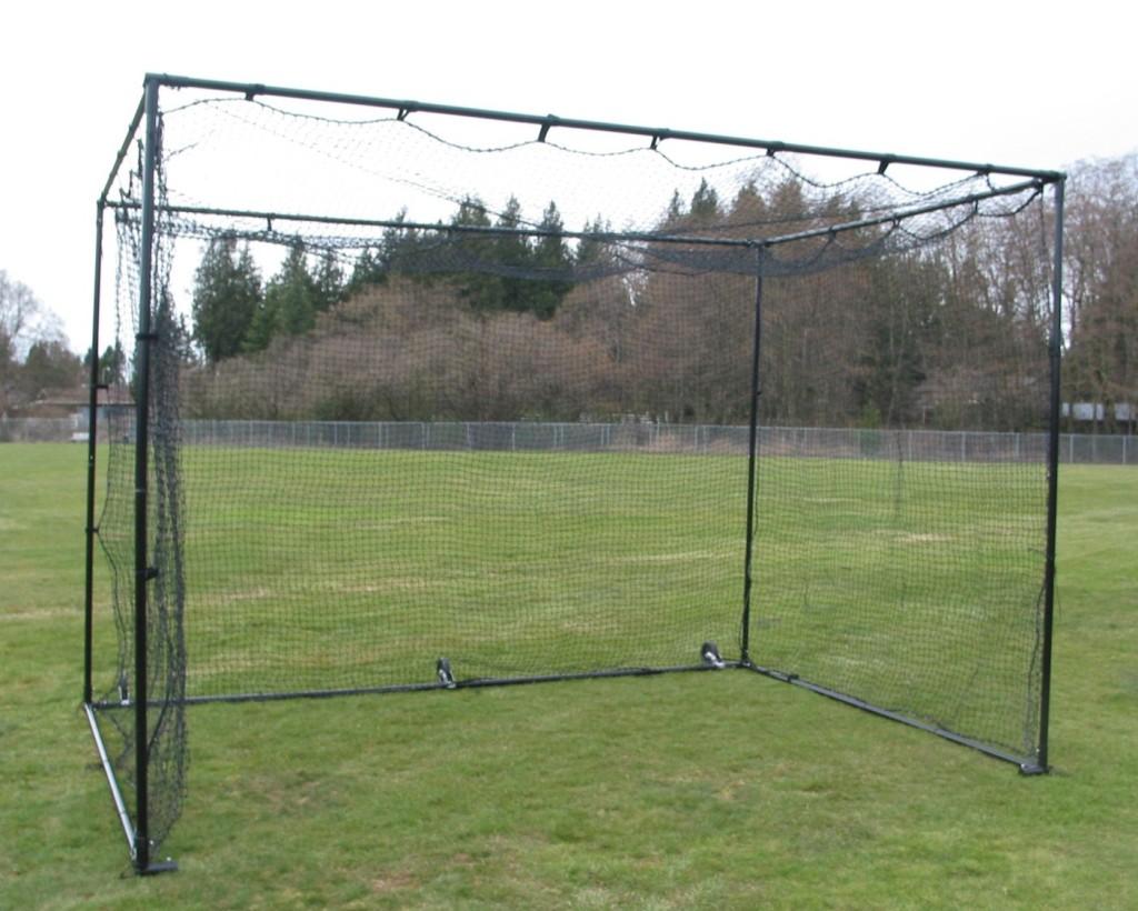 12.portable backyard batting cages rickyhil outdoor via SIMPHOME.COM
