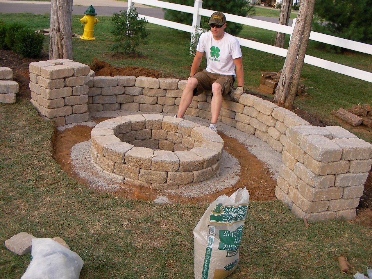 Fire pit Idea 4