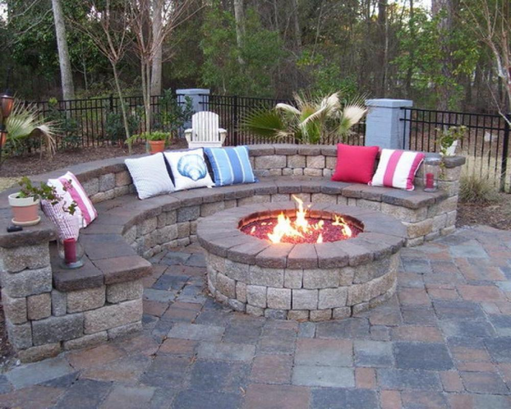 13.Simphome.com Fire pit seating ideas the new way home decor fire pit ideas for throughout outdoor fire pit ideas backyard