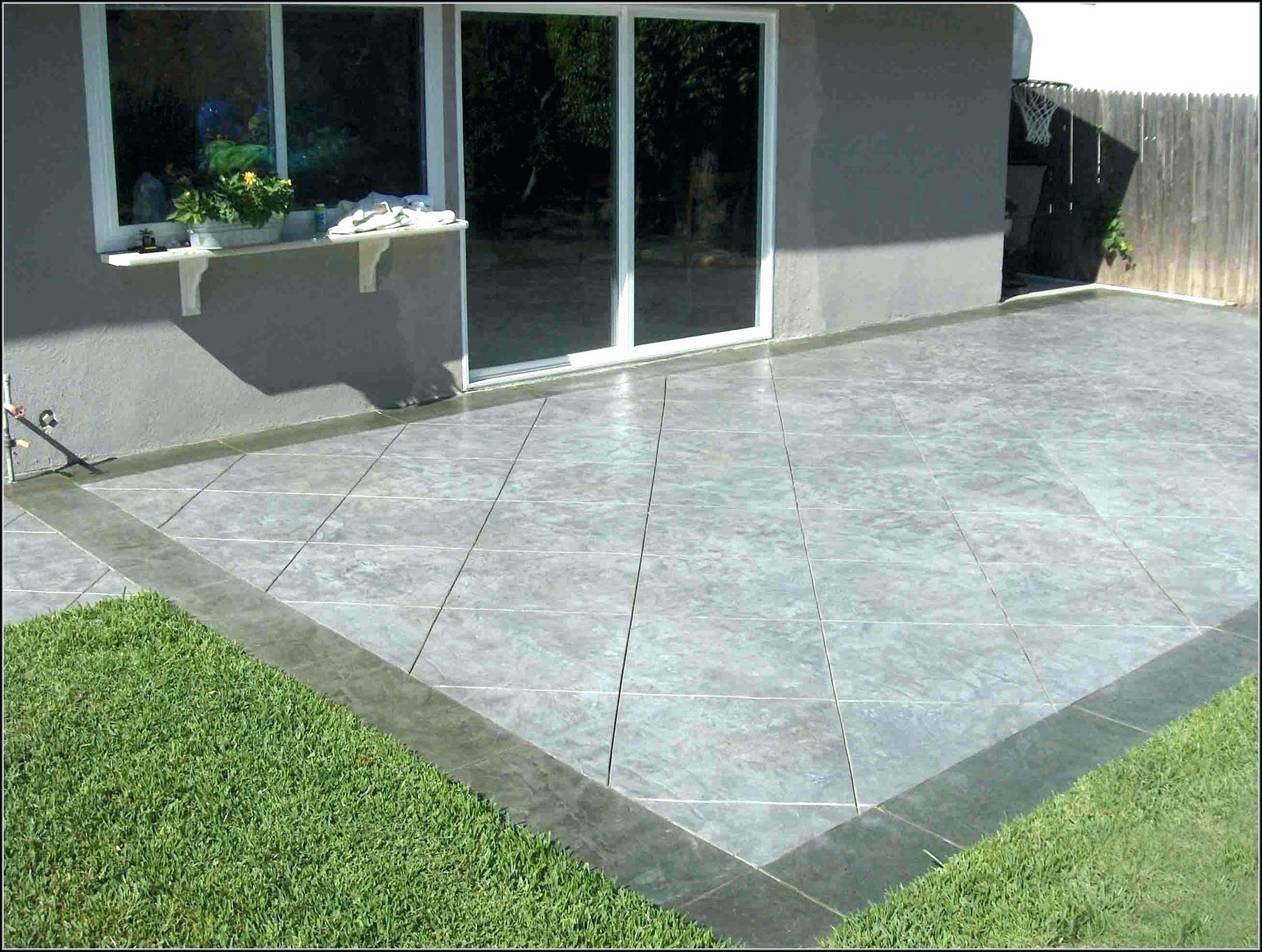 13.Simphome.com concrete backyard ideas