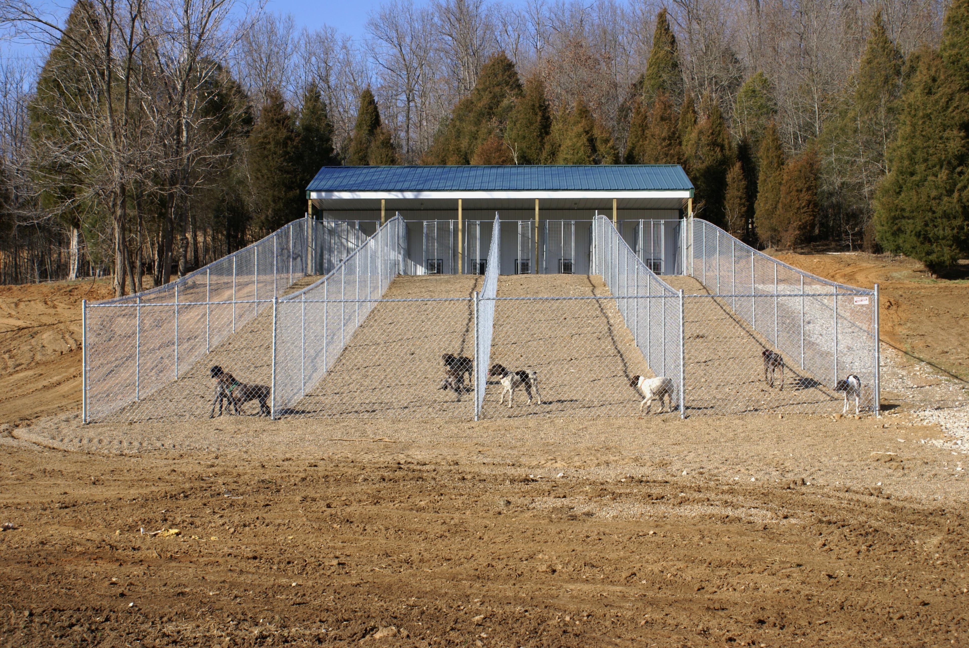 20.backyard dog kennel wonderful decoration ideas SIMPHOME.COM