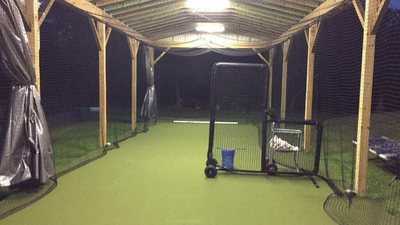 22.matt snyder on covered batting cage or bocce court pavilion SIMPHOME.COM