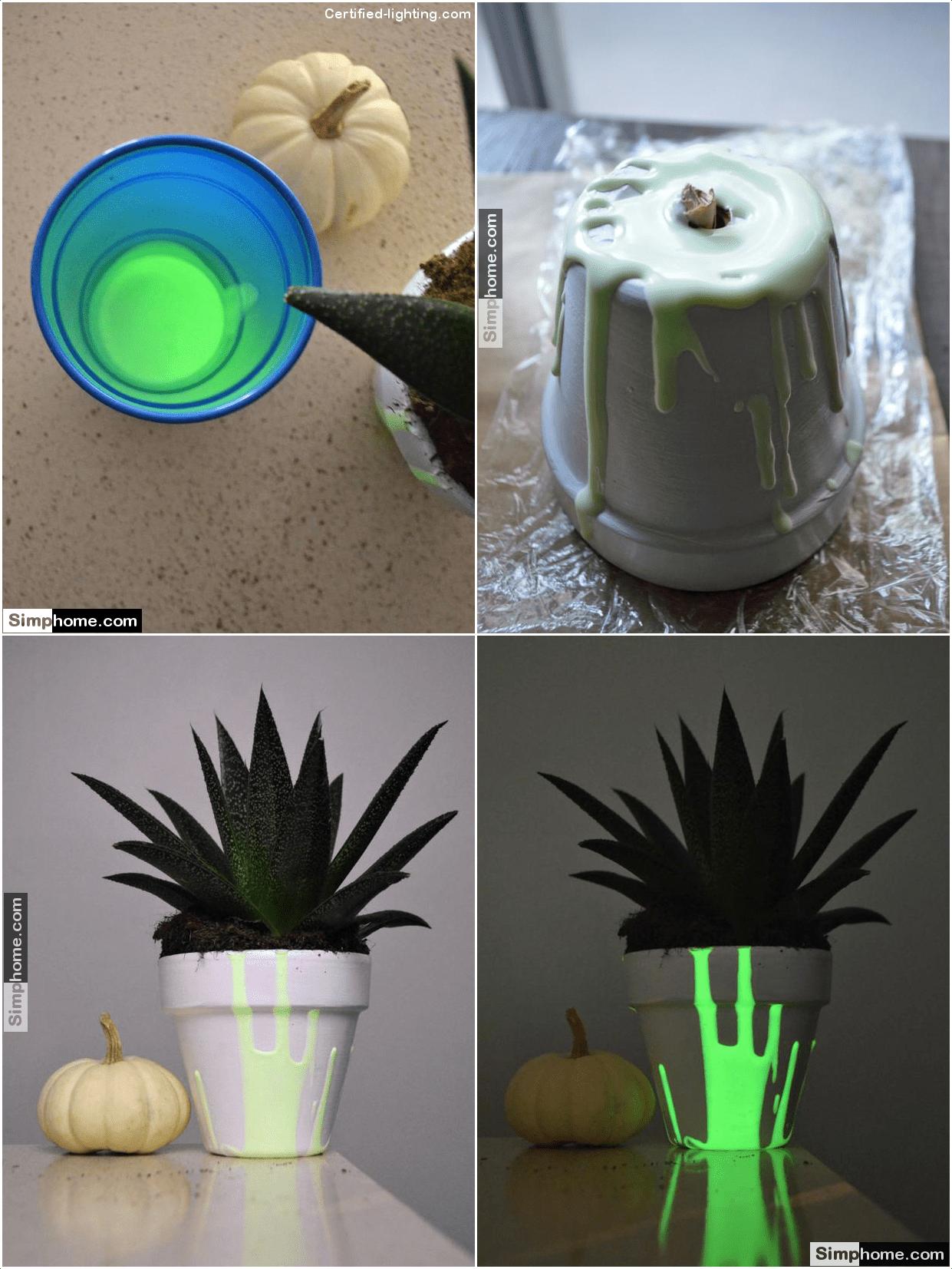 4.Fantastic Backyard Lighting Idea via Simphome.com