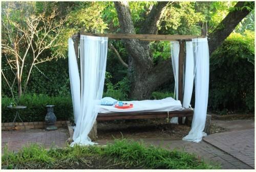 6.Add A Sunbathing Place via Simphome.com