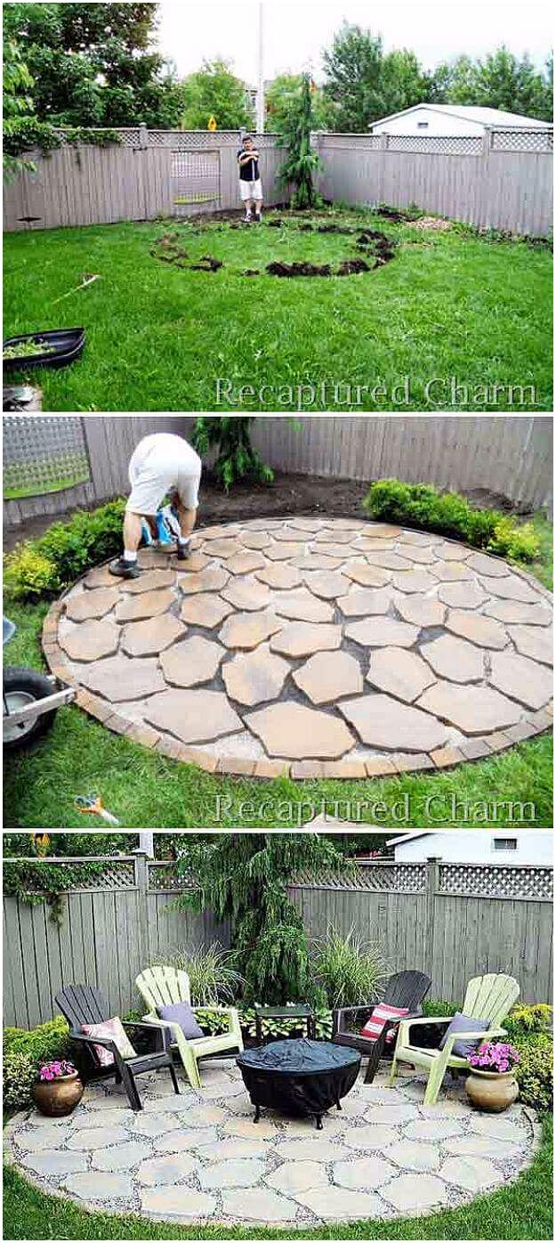 7.best diy backyard projects ideas and designs for 2019 inside diy backyard landscaping via Simphome.com