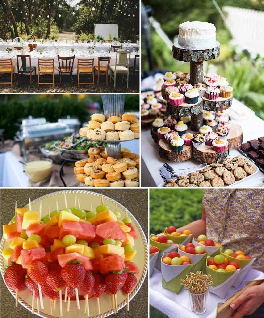 How to Craft Backyard Cookout Ideas via Simphome.com 14