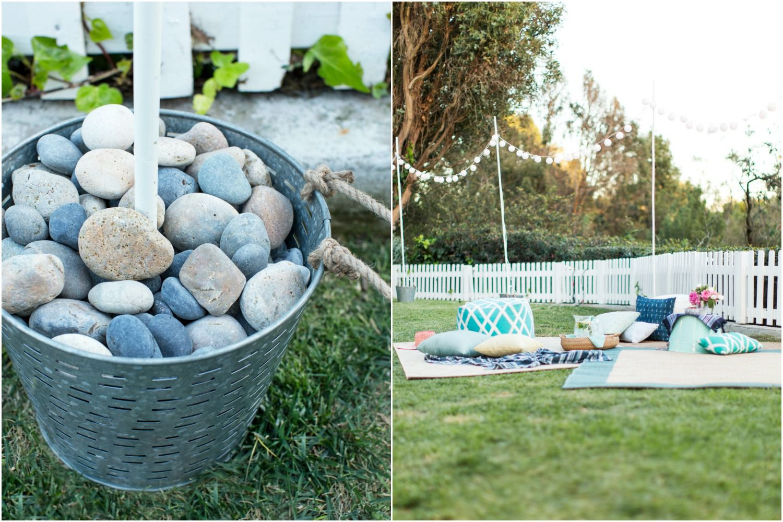 How to Craft Backyard Cookout Ideas via Simphome.com 6