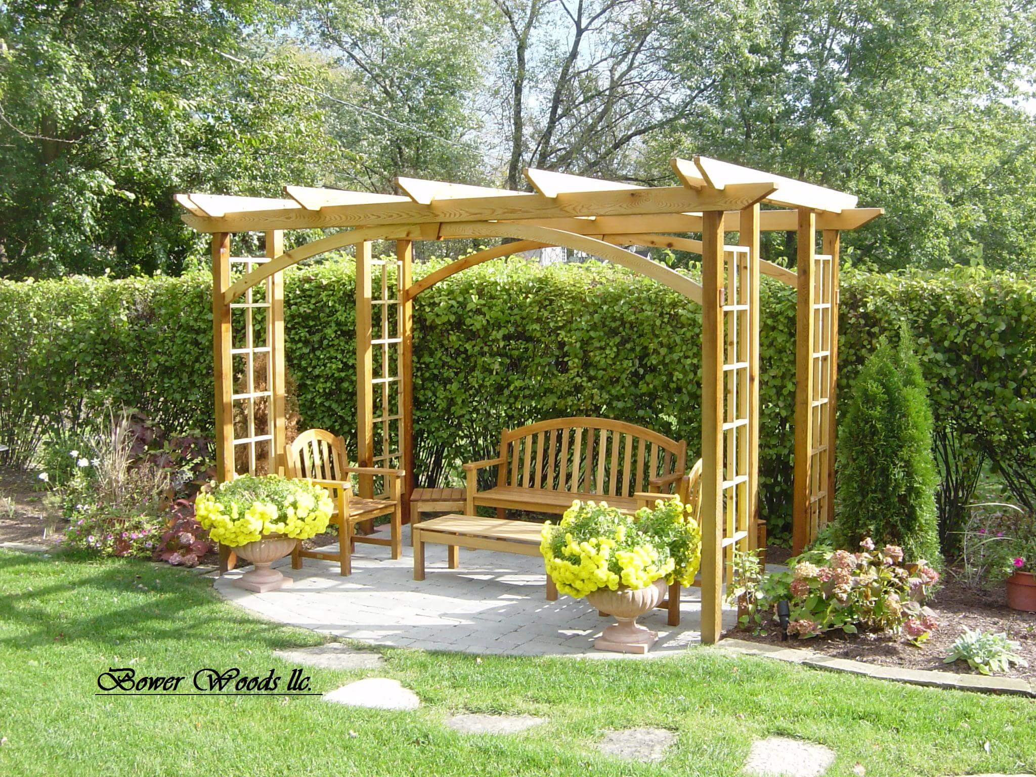Simphome.com Some of finest best pergola ideas and designs you will love in 2019