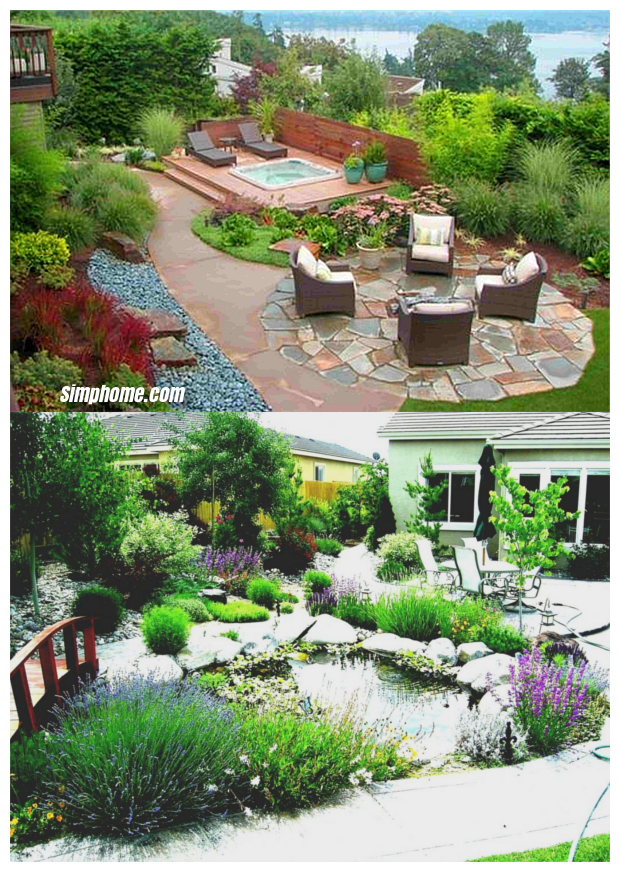 Simphome.com landscape design plans home garden tropical backyard ideas outdoor